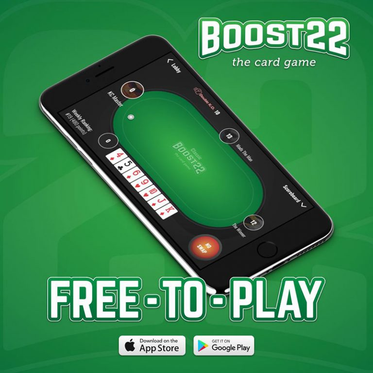 BOOST22 – The Card Game